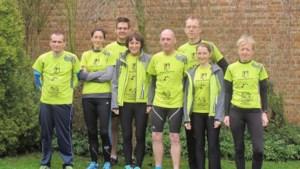 Veldmeersrunners trekken naar marathon van Rotterdam
