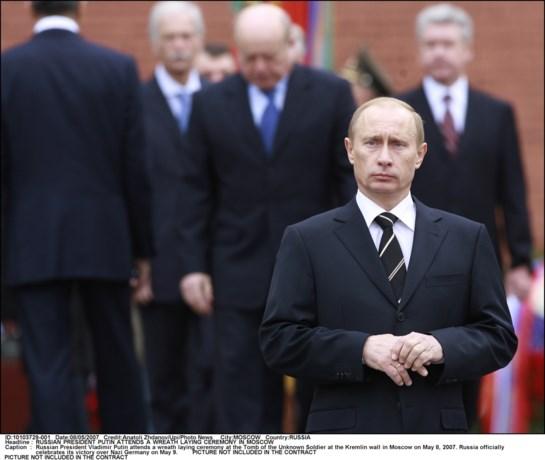 """Poetin: """"Panama Papers moeten tweedracht zaaien in Rusland"""""""