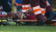 Zware hersenschudding, breuk achter kaakbeen en wonde tot op het bot: 2 zware blessures voor Essevee
