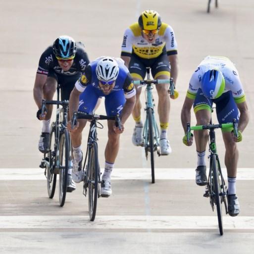 Hayman verknalt droom van Boonen en Vanmarcke op piste van Roubaix