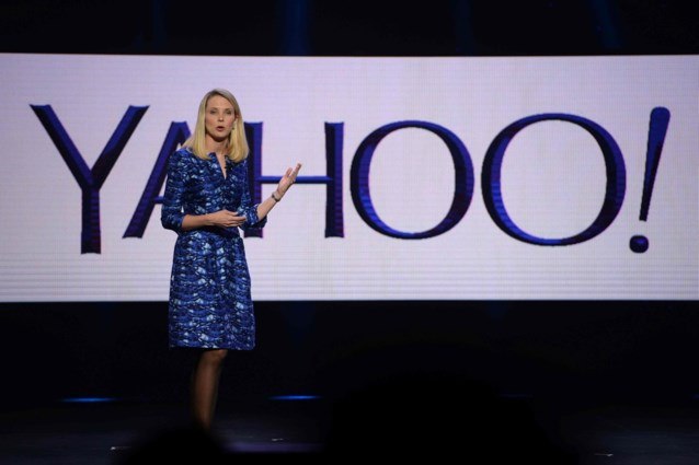 'Daily Mail is uit op Yahoo'