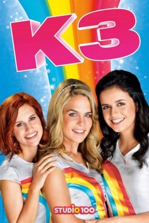 K3 komt naar Gentse Feesten