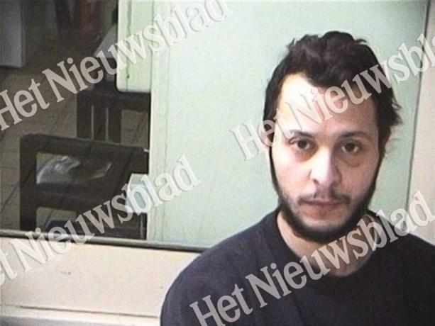 Abdeslam in de gevangenis: donkere wallen én baard