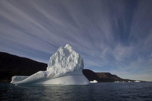 Wetenschappers dachten dat hun instrumenten stuk waren toen ze de ijskap in Groenland zagen