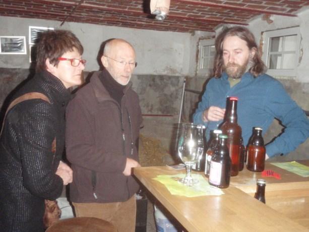 Hoevebrouwers brouwen nieuw bier en een muzikaal feestje
