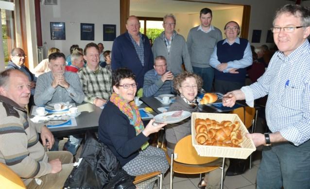 VZW 't Sneukelwiel trakteert haar vrijwilligers