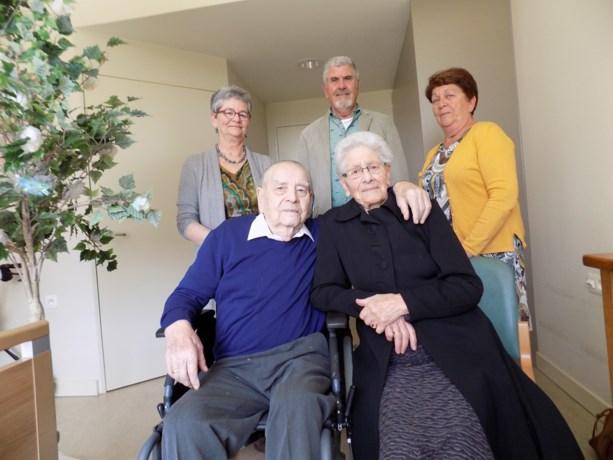 """Koppel al 75 jaar getrouwd: """"We leven rustig, zonder veel tamtam"""""""