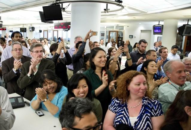 Honderdste Pulitzerprijzen voor New York Times, AP en Washington Post
