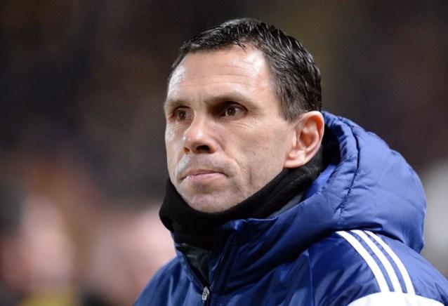 AEK Athene zet coach Gustavo Poyet op de keien