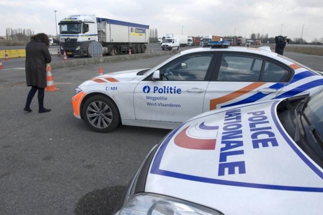 Controles aan Frans-Belgische grens vervangen door gerichte mobiele controles