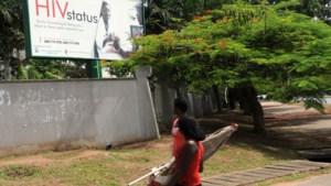 """""""West- en Centraal-Afrika worden vergeten in de strijd tegen aids"""""""