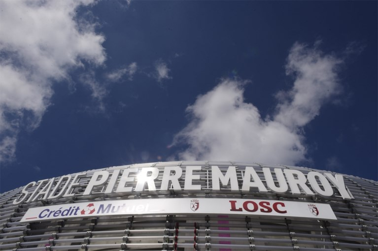 Stade Pierre-Mauroy (Rijsel)
