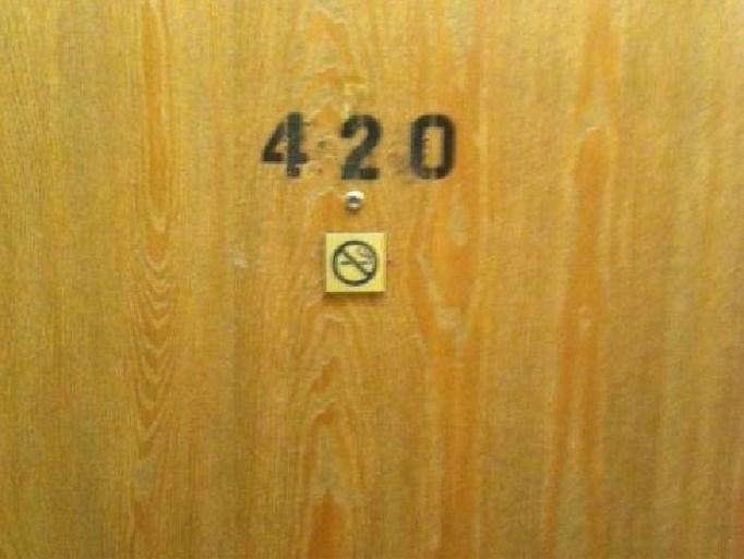 Daarom is het soms lang zoeken naar kamer 420 in je hotel