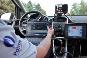 94 chauffeurs laten zich betrappen op overdreven snelheid tijdens flitsmarathon