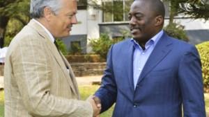 Reynders overlegt met Congo over verkiezingen