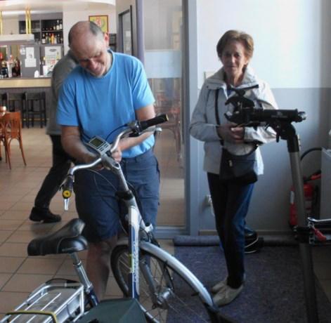 Repaircafé zorgt voor start veilig fietsseizoen