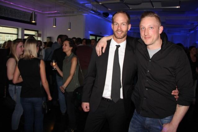 Eerste 'Achter:Werk' met Jonas en Ennio een succes