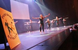 Stevig dansfeestje bij Paso Doble