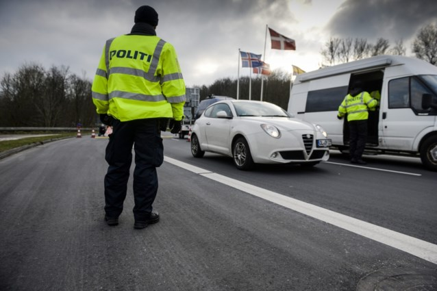 Denemarken verlengt grenscontroles tot 2 juni