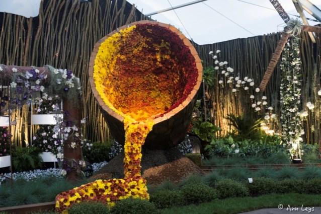 Kromme Boom verhuist Floraliën naar Tuindagen van Beervelde