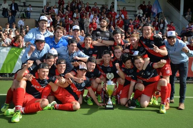 Dragons verlengt Belgische titel in het hockey