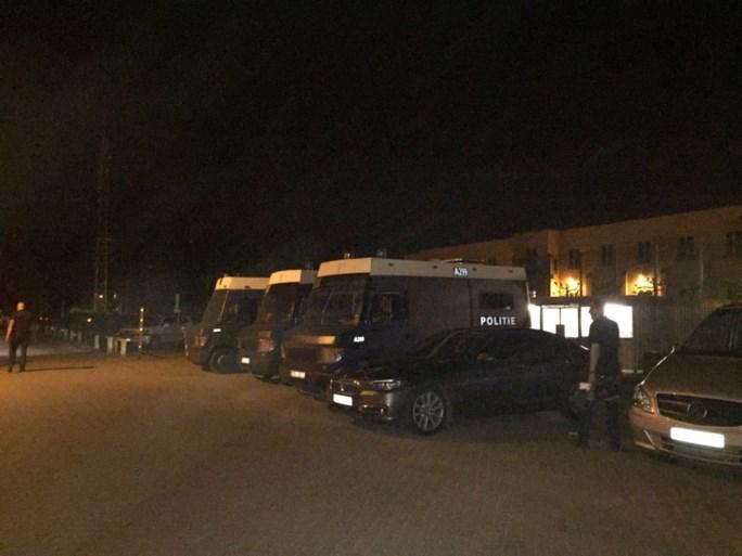 Honderdtal gedetineerden overgeplaatst na opstand in gevangenis van Merksplas