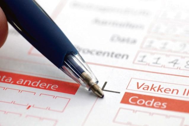 Kwart miljoen Belgen heeft belastingbrief niet ingediend