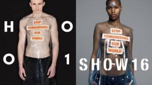 Belgische modescholen verenigen zich tegen terreur