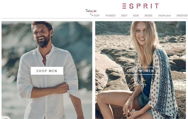 Online shoppen zoveel je wil? Het mag niet meer bij Esprit