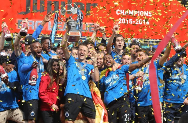 COLUMN. De spagaat van Club Brugge
