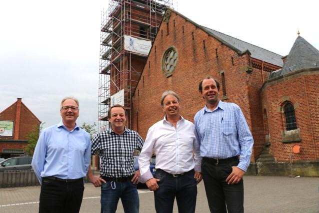 Vier Erembodegemnaars hebben 130.000 euro veil om kerk om te bouwen voor verenigingen