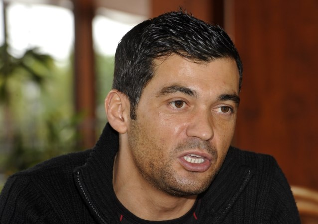 Sergio Conceiçao stapt op als coach van Vitoria Guimaraes