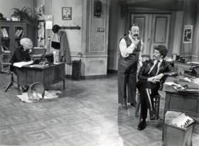 Legendarische komiek Gaston Berghmans overleden