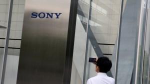 Aardbeving stevige tegenvaller voor Sony