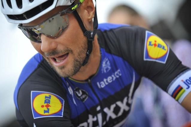 Tom Boonen komt met opmerkelijk voorstel na ongeval Stig Broeckx