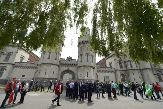 Waalse cipiers trekken opnieuw naar Vlaamse gevangenis