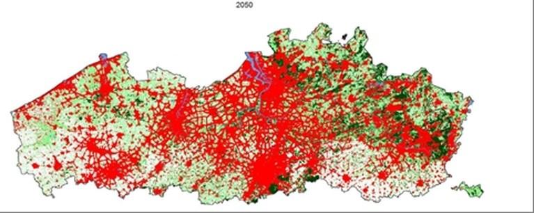 Na de wateroverlast: is Vlaanderen echt volgebouwd?