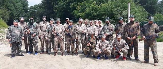 Verdacht Ardennenweekend van groep met extremistische connecties