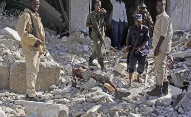 Belegering hotel in Somalië afgelopen: 20 doden