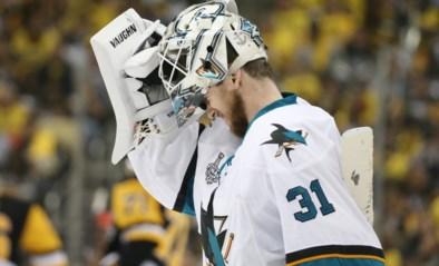 San Jose Sharks geeft zich nog niet gewonnen in NHL-finale