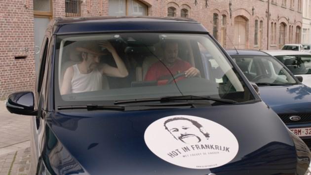 Eindelijk: Freddy en Mourade vertrekken naar Frankrijk ... Hoewel?