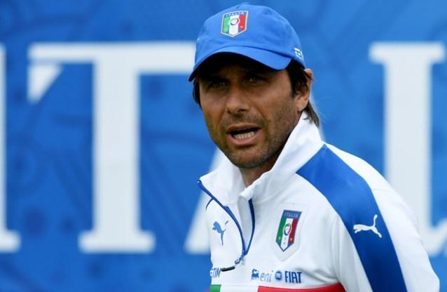 """Conte zelfzeker: """"Ons spelsysteem is als een kameleon"""""""