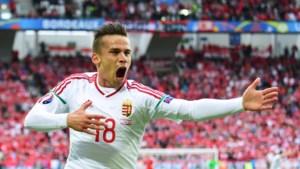 Hongarije doet gouden zaak na zege tegen zwak Oostenrijk
