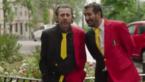 Freddy en Mourade verbroederen met Italiaanse fans