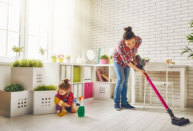 Handige trucjes om tijd te winnen bij het poetsen