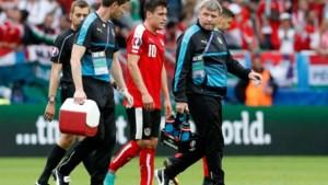 Oostenrijk hoopt spelmaker Junuzovic te recupereren tegen IJsland
