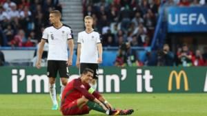 Portugese bondscoach Fernando Santos wil het niet over Cristiano Ronaldo hebben
