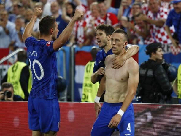 Perisic maakt Kroatië groepswinnaar na geweldige pot voetbal tegen Spanje