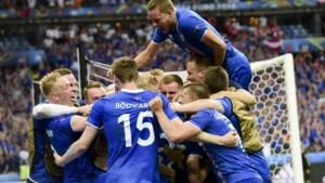 IJslandse commentator gaat hélemaal door het lint bij late winning goal
