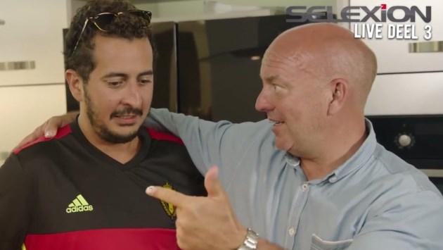SOS Piet helpt Mourade in de keuken: